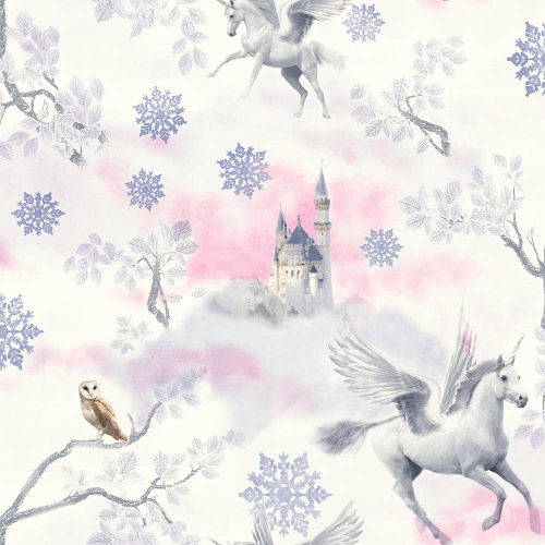 Arthouse Wallpaper Fairytale Lilac 667801 Full Roll