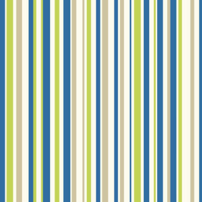 Arthouse Wallpaper Earn Stripes Blue & Green 668700 Full Roll