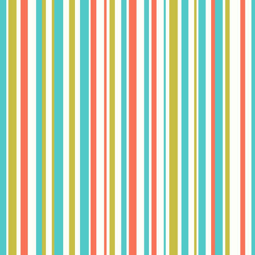 Arthouse Wallpaper Earn Stripes Orange & Green 668702 Full Roll