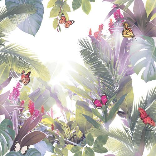 Arthouse Wallpaper Amazonia Lavender 690301 Full Roll