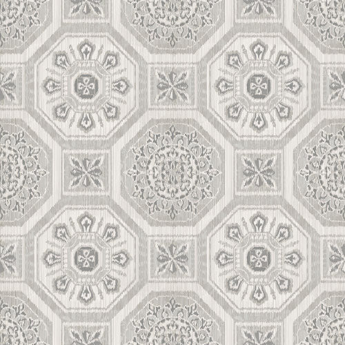 Arthouse Wallpaper Brasillia Grey 690501 Full Roll