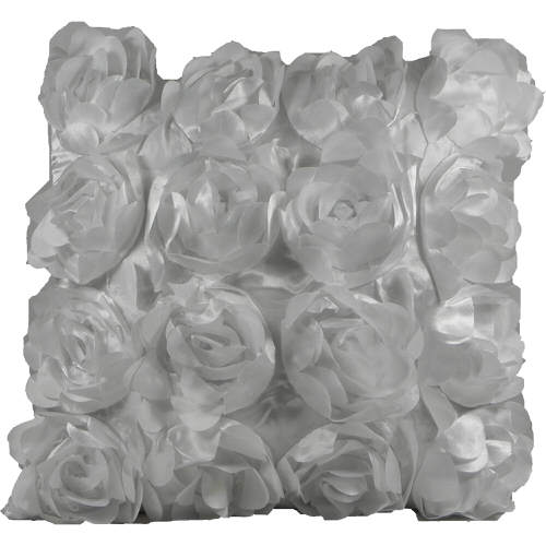 Cushion Cover Rosetta White