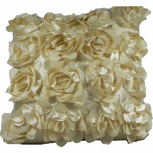 Cushion Cover Rosetta Cream