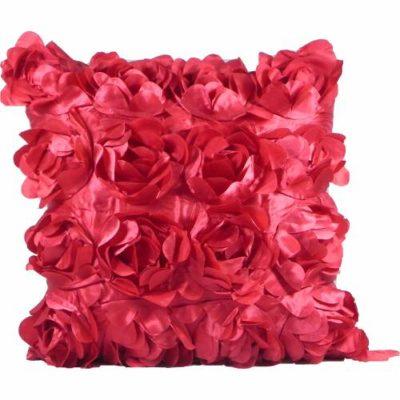 Cushion Cover Rosetta Red