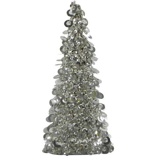 Christmas Tree in Silver 29cm