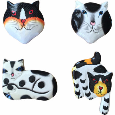 Cat Animal Magnet (Priced Individually)