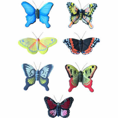 Butterfly Animal Magnet (Priced Individually)
