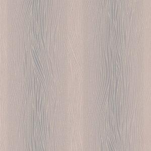 AS Creation Oasis Blown Vinyl Wallpaper Stripe Taupe 32473-2 Sample