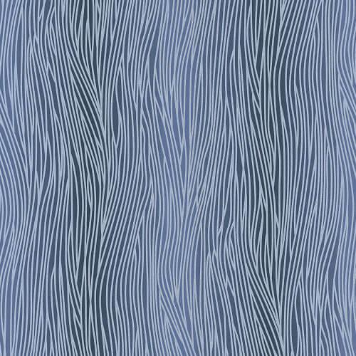 AS Creation Oasis Blown Vinyl Wallpaper Stripe Petrol Blue 32473-3 Sample