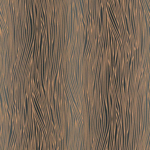 AS Creation Oasis Blown Vinyl Wallpaper Stripe Rose Gold 32473-4 Sample