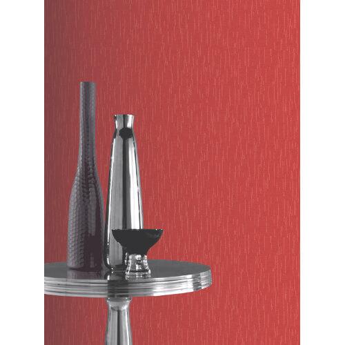 Glitterati Plain Red Glitter Vinyl Wallpaper 892206 Full Roll