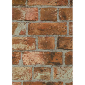 Fine Decor Brick Wallpaper FD31045 Sample