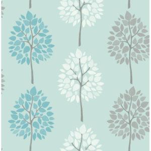 Fine Decor Riva Wallpaper Teal FD41593 Sample