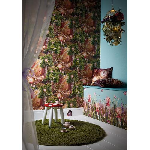 Arthouse Imagine Fun Wallpaper Magic Garden Multi 696009 Full Roll