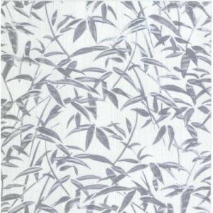 Fine Decor Milano Bamboo Wallpaper Grey M95579 Sample