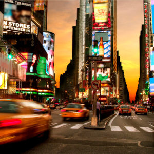 New York Framed Picture Wall Art