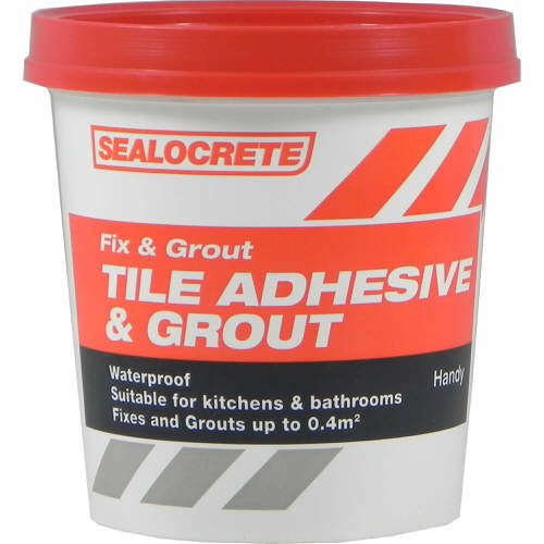 Bostik Fix and Grout Handy