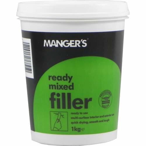 Mangers Ready Mixed Filler 1Kg