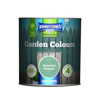 Johnstones Woodcare Garden Colours Botanical Retreat 1 Litre