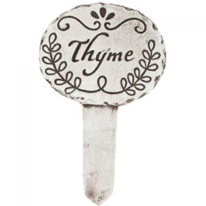 Vegetable & Herb Markers Thyme