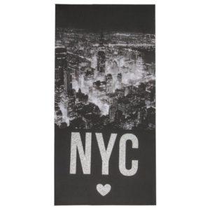 Glitter Cityscape Picture 80cm x 40cm
