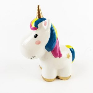 Unicorn Money Box Multi