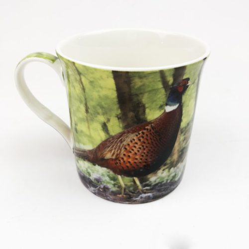 "Wildlife 1 Fine China Mug ""Pheasant"""