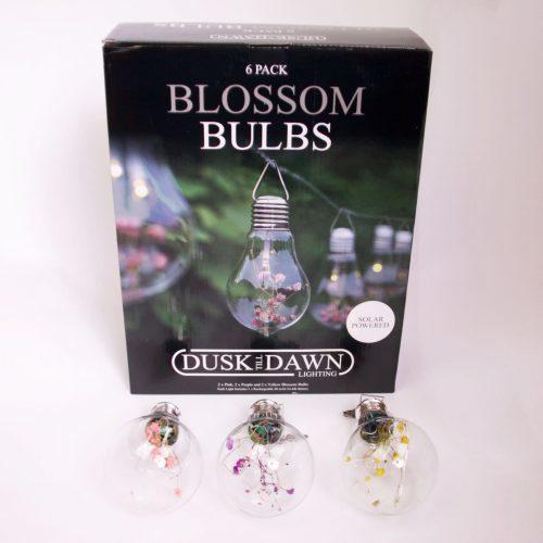 Solar Powered Blossom Bulb 6 Pack