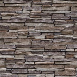 Holden Decor K2 Wallpaper Stone Effect Natural 12260 Sample