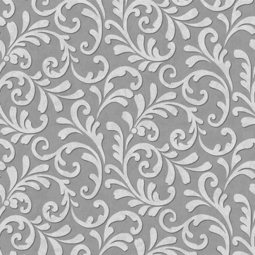 Holden Opus Ornamental Sequin Grey/Silver 35570 Sample