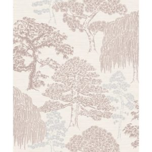 Arthouse Eastern Alchemy Wallpaper Meili Rose Gold 293008 Full Roll