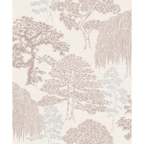Arthouse Eastern Alchemy Wallpaper Meili Rose Gold 293008 Full Roll