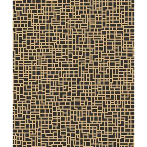 Arthouse Eastern Alchemy Wallpaper Satoni Black/Gold 293009 Full Roll