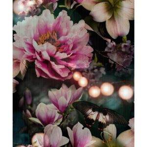 Arthouse Eastern Alchemy Wallpaper Momoka Rose Pink 293109 Full Roll