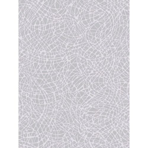 Arthouse Vintage Foil Luxury Textured Swirl Vinyl Wallpaper Silver 294102 A4 Sample