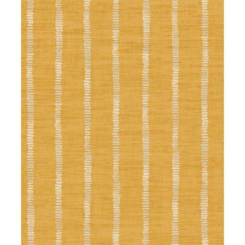 Arthouse  Paste The Wall Wallpaper Silk Road Stripe Ochre 610608