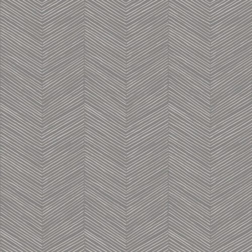 Arthouse  Paste The Wall Wallpaper Arrow Weave Charcoal 610705