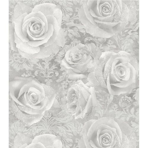 Arthouse Wallpaper Reverie Silver 623303 Sample