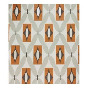Arthouse Wallpaper Quartz Orange 640700 Sample
