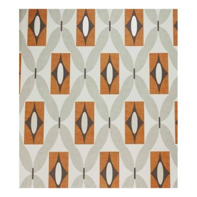 Arthouse Wallpaper Quartz Orange 640700 Sample