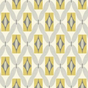 Arthouse Wallpaper Quartz Yellow 640703 Sample