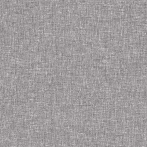 Arthouse  Paste The Paper Wallpaper Linen Texture Mid Grey 676007