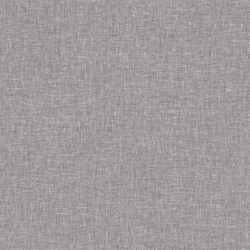 Arthouse  Paste The Paper Wallpaper Linen Texture Mid Grey 676007