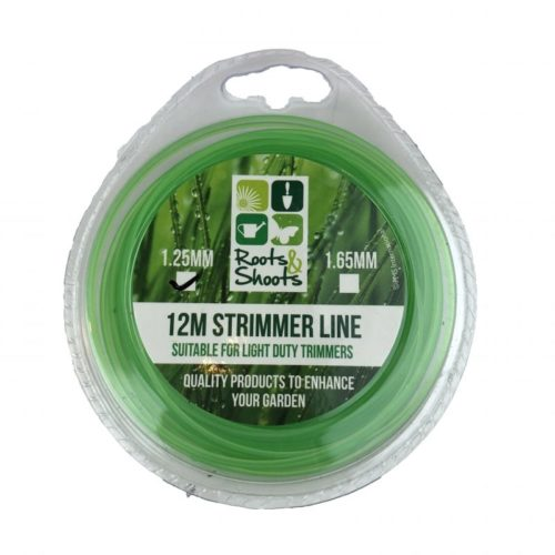 12m Strimmer Line Green 1.25mm