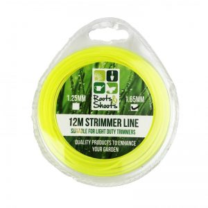 12m Strimmer Line Yellow 1.65mm