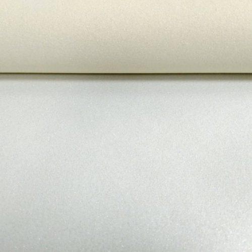 Grandeco Space Vinyl Wallpaper Cream RE1016 A4 Sample